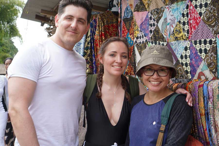 Ubud Traditional Market Bali A1 Driver Ubud Tour Combination 1 - Bali Driver Tour Sightseeing