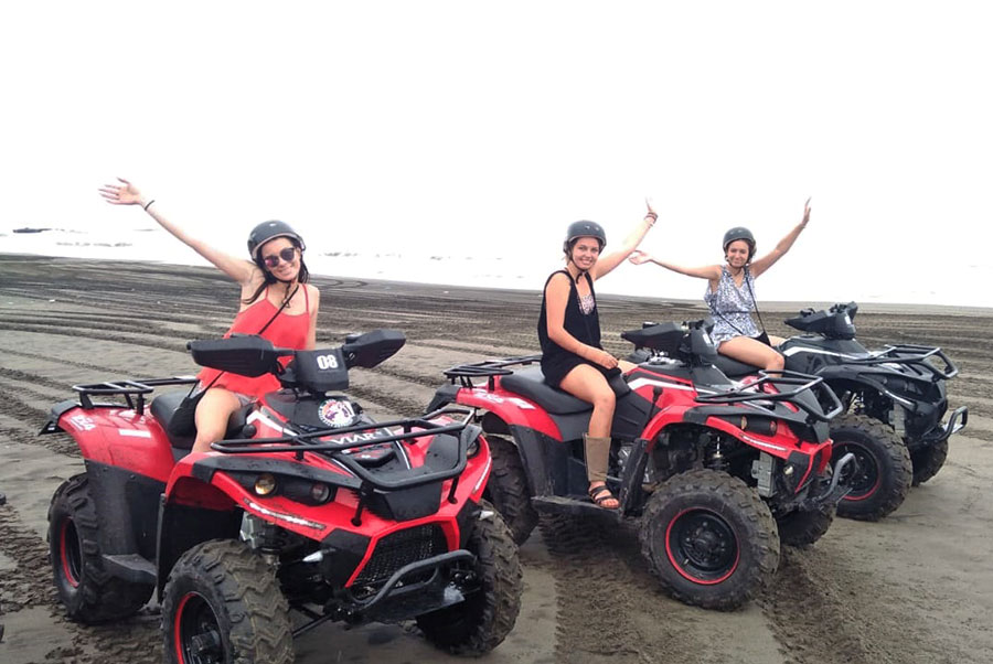 Bali A1 Driver ATV Ride Tour