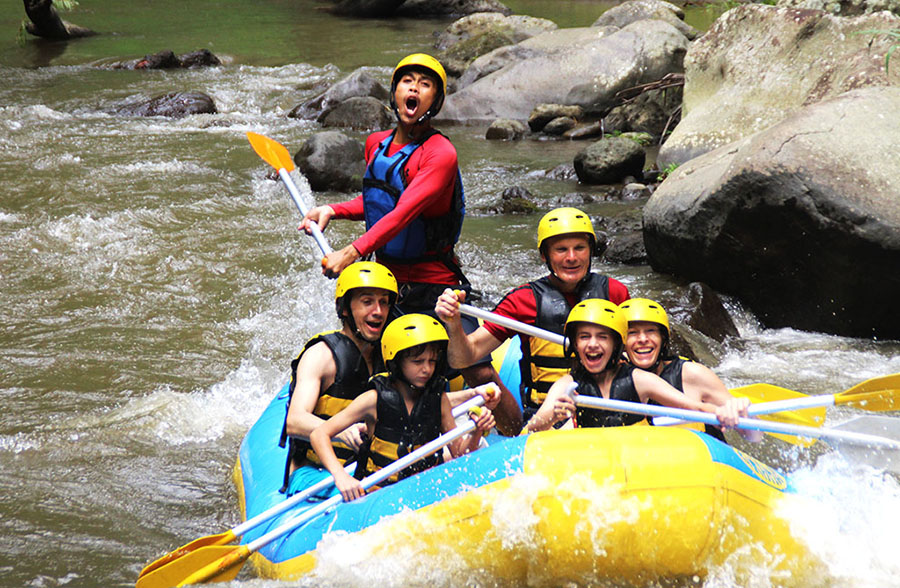 Ayung Rafting Tour Bali A1 Driver