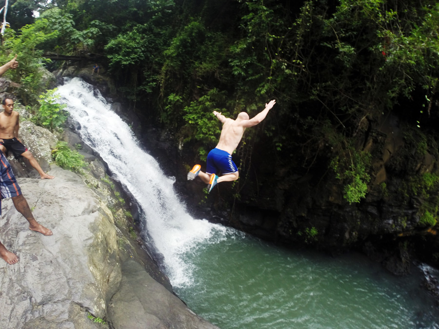 Cliff Jumping Over Night Bali Tour Package - Bali Safest Driver - Bali Driver