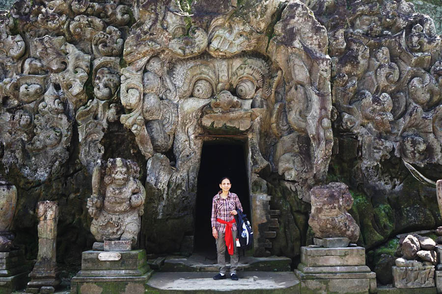 Goa Gajah Bali A1 Driver Ubud Tour Combination 1 - Bali Driver Tour Sightseeing